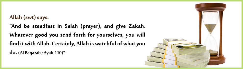 Donate Zakat Online
